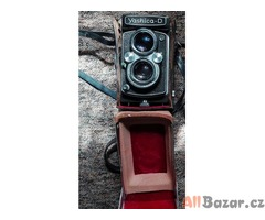 Prodám sadu kvalitních fotoaparátů