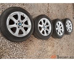 zanovni sada BMW 3GT 6856893 styling 394 5x120 8jx17 is34 pneu 95% vzorek 225/55