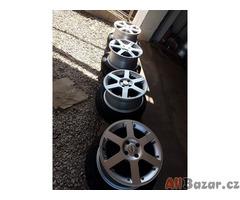 nové, nepoužité kola Speedline SL1287 Peugeot Citroen 4x108 7jx17 et15 alu kola