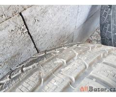 zánovní sada alu Audi Q3 S-Line 8U0601025E 5x112 6.5jx17 et33 pneu Pirelli Sotto