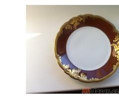 porcelánový talířek nový