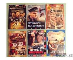 DVD filmy,dokumenty
