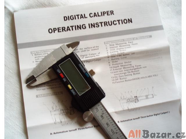 Digitak Caliper, posuvné měřítko - lavně prodám
