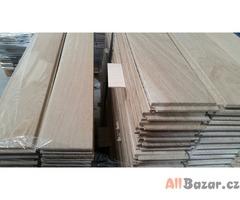 Nabízím levné masivní dubové podlahy skladem v Praze 9 přímo od výrobce.