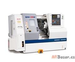 Volné výrobní kapacity CNC kovoobrábění a lakování