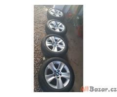Sada  BMW  5 řada  F10 F11 6790172 5x120 8jx17 is30