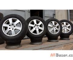 Alutec germany 5x130 8jx17 et48 pneu Dunlop Grandtrek 235/65