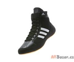 Box, zápasnické boty