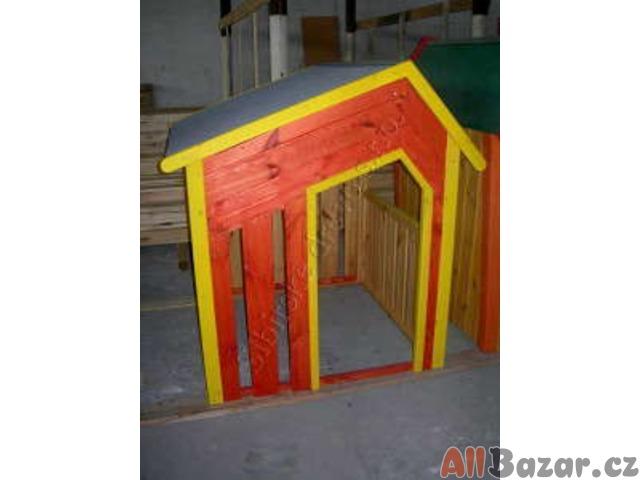 Sluneční zahradní domeček pro děti