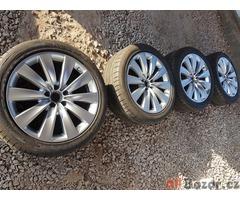 sada alu kola Volkswagen Audi 3d0601025ap 5x112 8.5jx19 et38