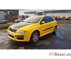 prodám auto Fiat Stilo 1.8 16V, 98Kw, manual, r.v 2003, najeto 230tis, stk 10/19