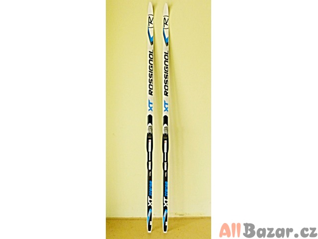 Běžěcké lyže Rossignol XT INTENSE délky 195 cm - nové - vč. vázání