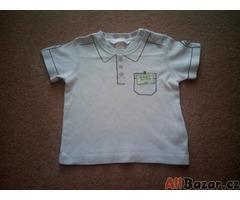 Tričko alá košile H/M