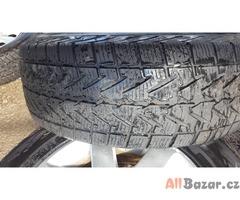 sada alu autec s pneu vredestein 40-50%  5x112 7jx16 et42 pneu 215/70 alu kola r