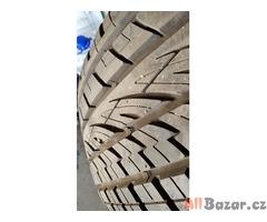 zánovní pneu pneu 99% vzorek continental cross contact 255/50 r19