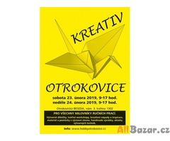 Kreativ Otrokovice, 23.-24.2.2019
