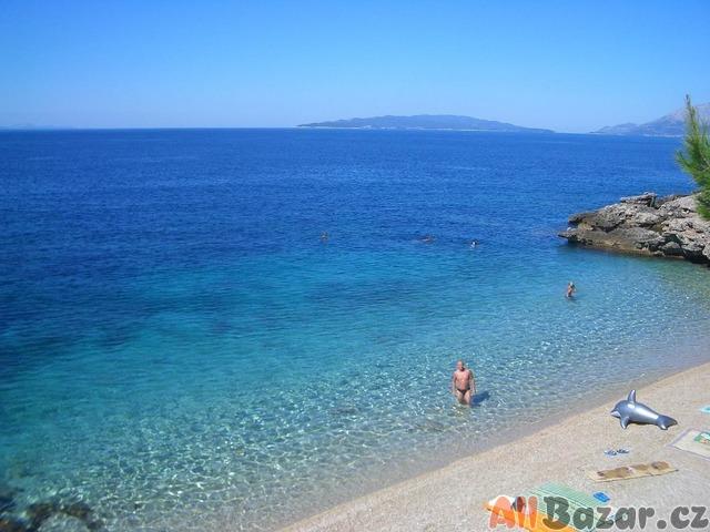 Chorvatsko ubytování u moře levně, doprava vlastní