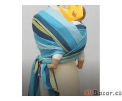 Šátek na nošení dětí Šanami