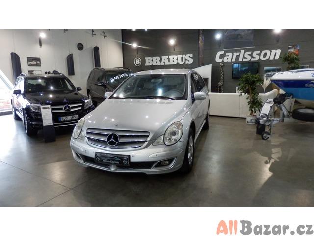 Mercedes Benz R na náhradní díly