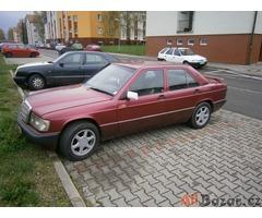 Prodám Mercedes Benz 190