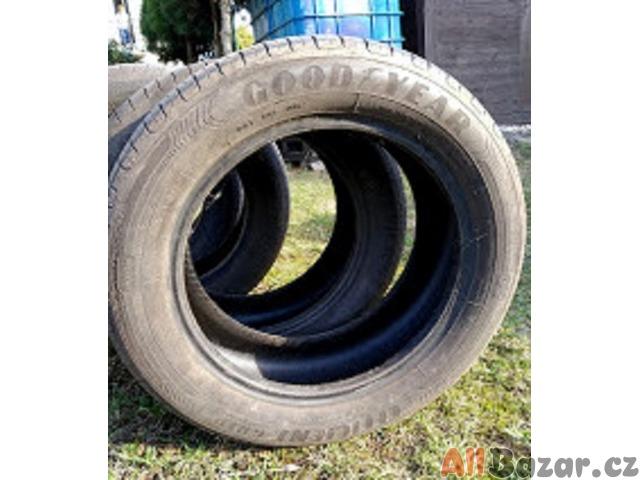Prodám letní pneumatiky GOOD YEAR