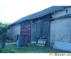 Tramy desky stodoly statky demolice komplet