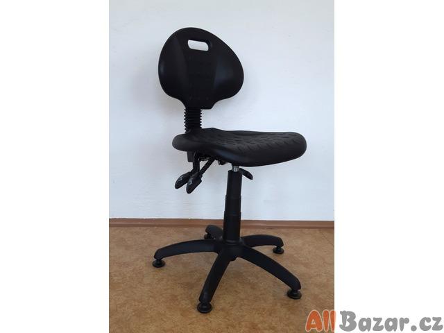 Židle dílenská Asyn.