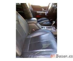 osobní automobil,kombi,Rexton,4x4