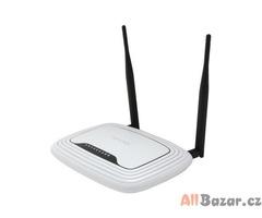 TP-LINK TL-WR841ND Bezdrátový router pc 550,- nyní 400,-