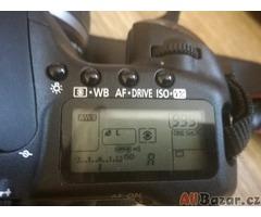 Canon EOS 50D + Canon EFS 18-50mm 0.28m/0.9ft