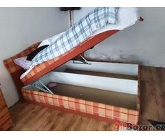 Prodám  manzelskou postel