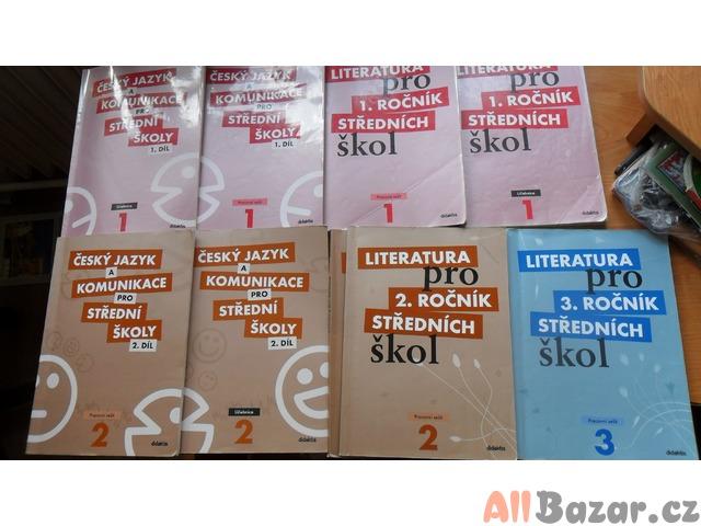 Prodám učebnice pro střední školy