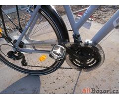Nové dámské kolo