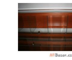 prosklené skříně - skleníky