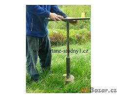 Vrtací sada na vrtání studny