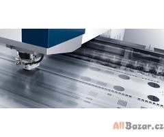 CNC ohýbač Německo až 20€ + UBYTKO