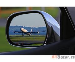 Přijmeme řidiče pro transfery na letiště V. Havla v Praze