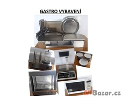 Gastro vybavení