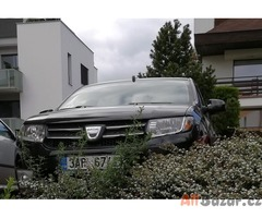 Dacia Logan Arctica 2013 - jediný majitel