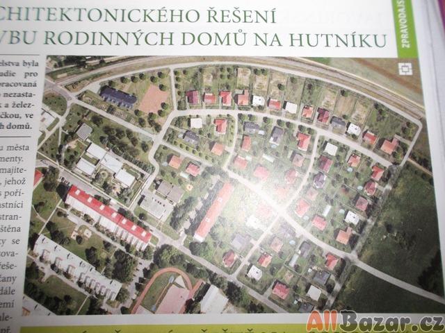 Nové bydlení v příjemném prostředí Jižní Moravy - Veselí nad Moravou