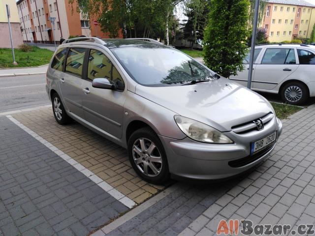 Peugeot Kombi 307 2HDi