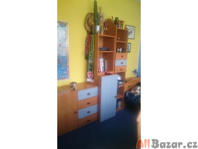 Prodám nábytek do dětského pokoje