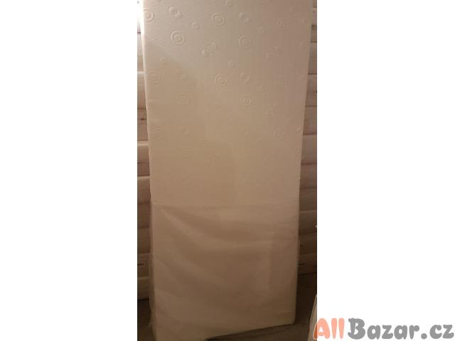 Nové zabalené matrace levně