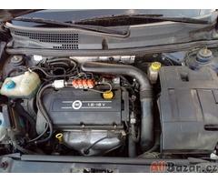 Fiat Stilo 1.6 16V, 77 kW (105 koní), benzín + LPG (montáž v Itálii)