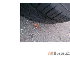 Skoda Fabia letni gumy vcetne plechovych disku a poklic