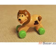 Hudební safari zvířátka - lev