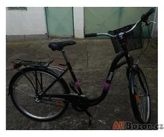 Dámské jízdní kolo