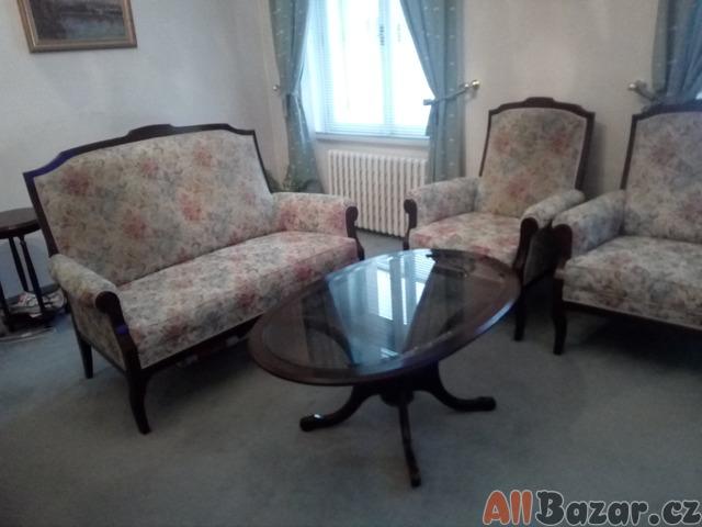 Prodej sofa a dvou křesel
