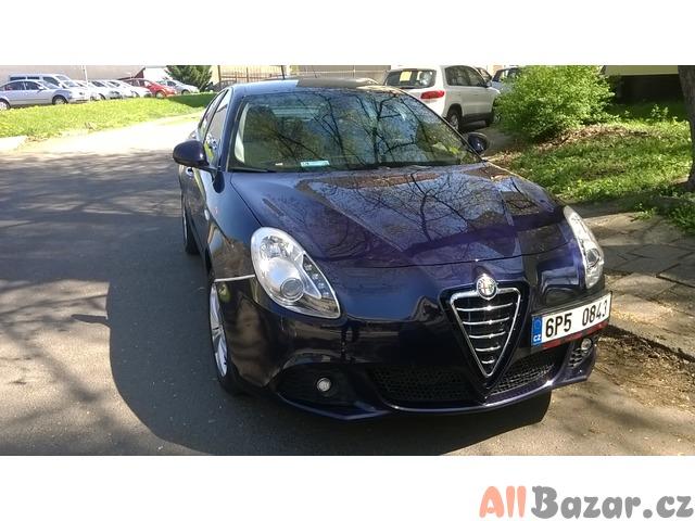 Prodám Alfa romeo Giulietta 16turbo diesel