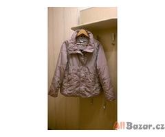 Dámská zimní bunda  LUHTA (Finsko) vel. XL.